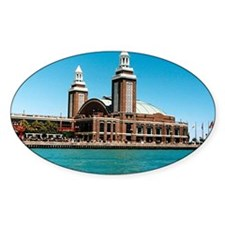 Chicago Navy Pier Decal
