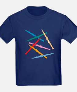 Colorful Oboes T