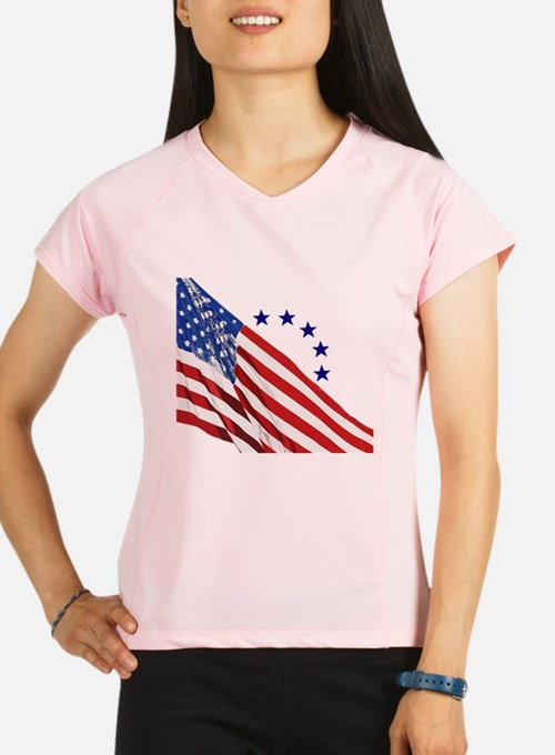 Old Glory Performance Dry T-Shirt