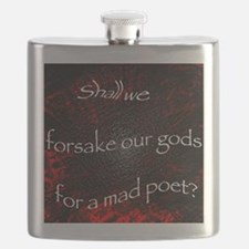 Mad Poet Flask