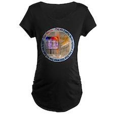 ISI-S circle T-Shirt
