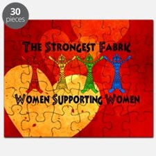 Women supporting Women Puzzle