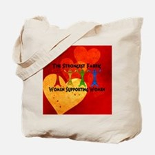 Women supporting Women Tote Bag