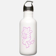 Dancing Ganesh Water Bottle