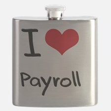 I Love Payroll Flask