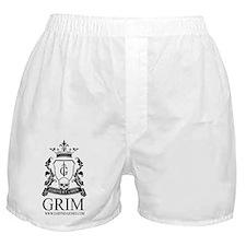 GRIM Boxer Shorts