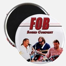 FOB Sound Company color t Magnet