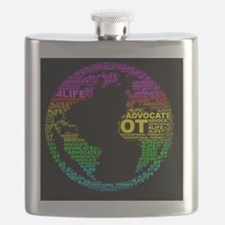 ONE WORLD OT LOVE Flask