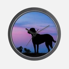 The Chessie Profile Wall Clock