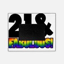 Fabulous Gay 21st Birthday Picture Frame