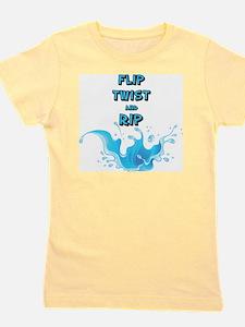Flip, Twist and Rip Girl's Tee