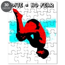 Dive = No Fear Puzzle