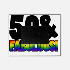 Fabulous Gay 50th Birthday Picture Frame