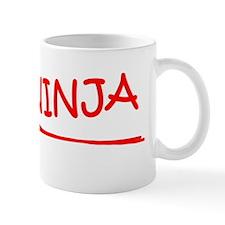 Job Ninja Machinist Mug