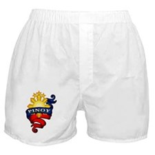 Pinoy Coat of Arms Boxer Shorts