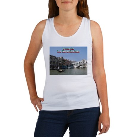 Venezia La Serenissima Women's Tank Top