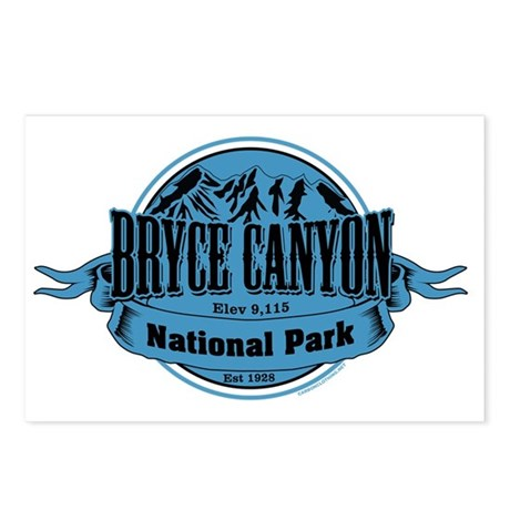 bryce canyon 1 Postcards (Package of 8)