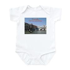Venezia La Serenissima Infant Bodysuit