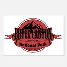 bryce canyon 4 Postcards (Package of 8)