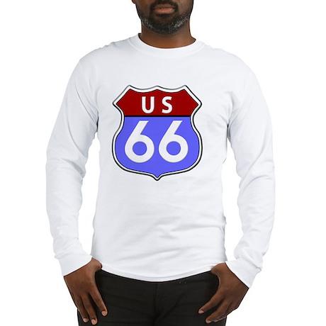 Route 66 Legendary Long Sleeve T-Shirt