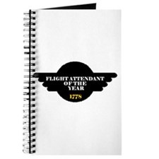Flight Attendant of the Year Journal