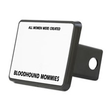 Bloodhound Mommies Hitch Cover