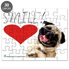 smile pug Puzzle