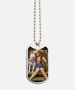 Southern Girl for Journal Dog Tags