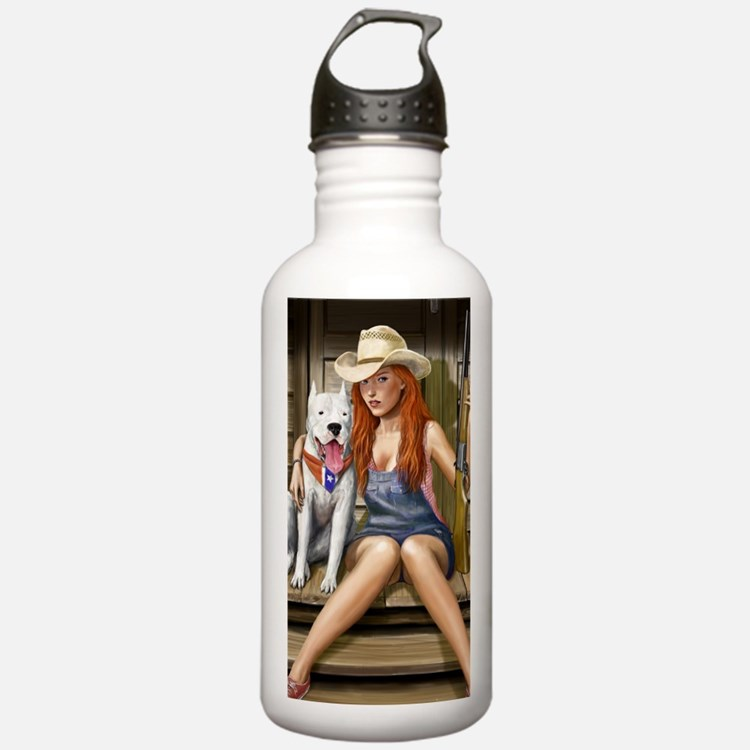 Southern Girl for Jour Water Bottle