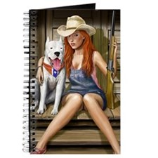 Southern Girl Card Journal