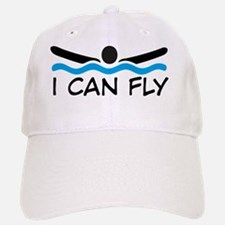 I can fly Baseball Baseball Cap