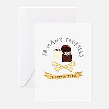 Truffles Greeting Cards (Pk of 10)
