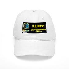 CVA14 USS TICONDEROGA Baseball Cap