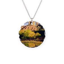 Red Rocks of Sedona Arizona  Necklace