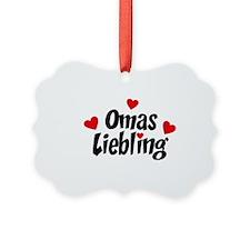 Omas Liebling Ornament