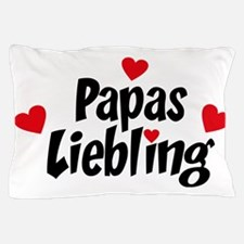Papas Liebling Pillow Case