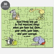 Good friends Puzzle