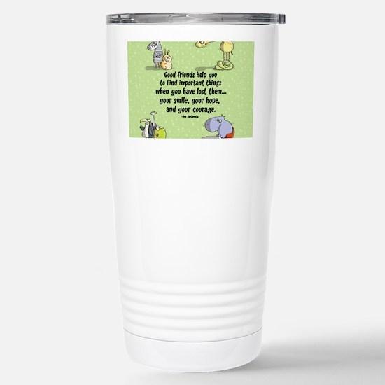 Good friends Stainless Steel Travel Mug