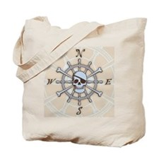 ship-wheel-sk-PLLO Tote Bag