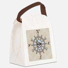 ship-wheel-sk-PLLO Canvas Lunch Bag