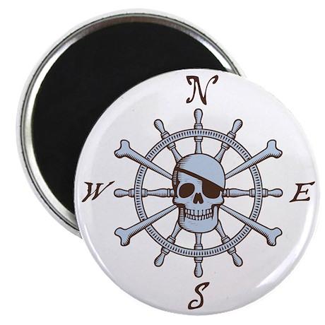 ship-wheel-sk-LTT Magnet