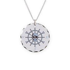 ship-wheel-sk-DKT Necklace