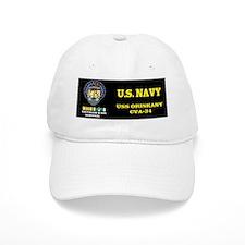 CVA34 USS ORISKANY Cap