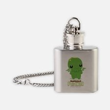 Lut the Cthulhu Flask Necklace