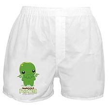 Lut the Cthulhu Boxer Shorts