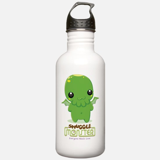 Lut the Cthulhu Water Bottle