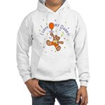 Love Daddy Bear (B) Hooded Sweatshirt