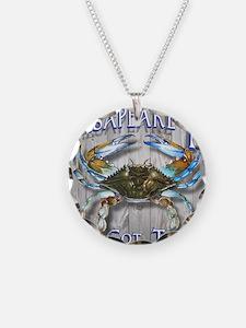 Chesapeake Bay Blues Necklace