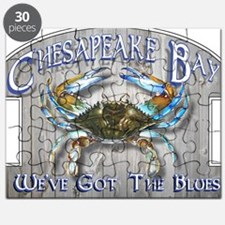 Chesapeake Bay Blues Puzzle