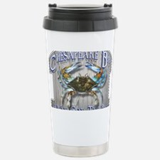 Chesapeake Bay Blues Travel Mug